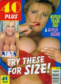 Front cover of 40 Plus Volume 5 No 2 magazine