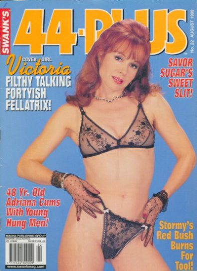 Front cover of 44 Pllus August 1999 magazine