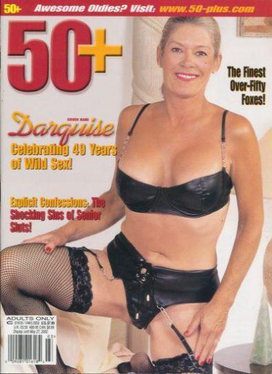Front cover of 50 Plus Volume 4 No 3 magazine