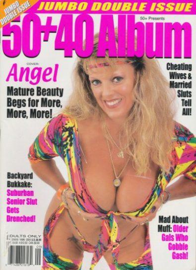 Front cover of 50+40 Album Vol 6 Issue 9 magazine