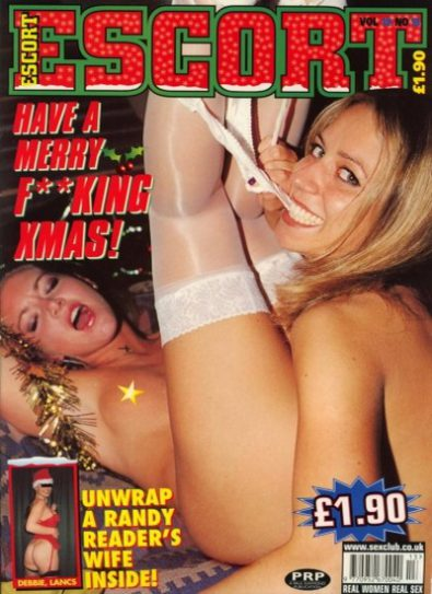 Front cover of Escort Volume 19 No 13 magazine