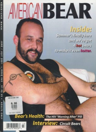 Front cover of American Bear Issue 43 magazine