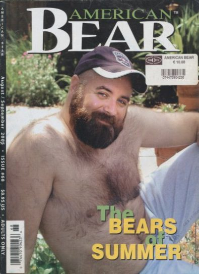 Front cover of American Bear Issue 68 magazine