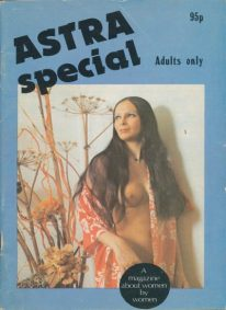 Front cover of Astra Special Issue magazine