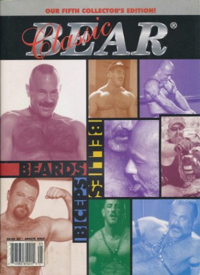 Front cover of Classic Bear Issue 5 magazine
