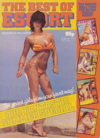 Front cover of Best of Escort No 2 magazine