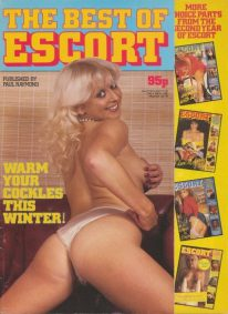 Front cover of Best of Escort No 3 magazine