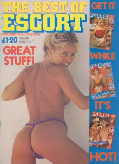 Front cover of Best of Escort No 8 magazine