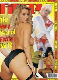 Front cover of Best of Fiesta No 12 magazine