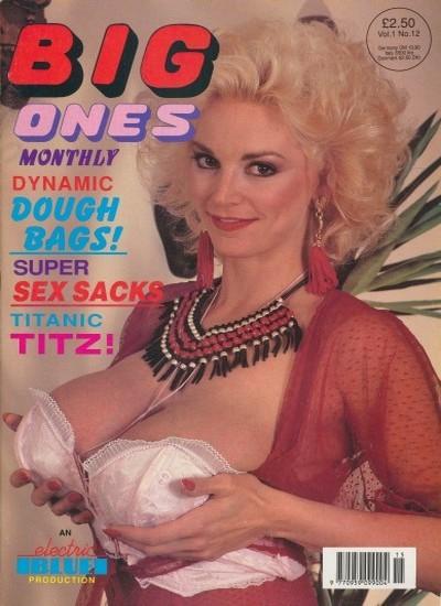 Front cover of Big Ones International Vol 1 No 12 magazine