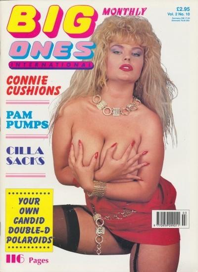 Front cover of Big Ones International Vol 2 No 10 magazine