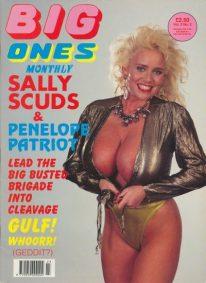 Front cover of Big Ones International Vol 2 No 2 magazine