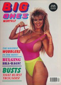 Front cover of Big Ones International Vol 2 No 6 magazine