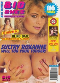 Front cover of Big Ones International Vol 7 No 1 magazine