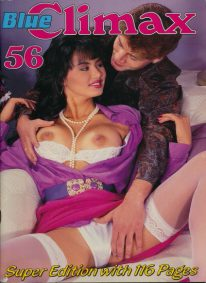 Front cover of Blue Climax 56 magazine