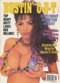 Front cover of Bustin O-U-T Volume 6 Number 11 magazine