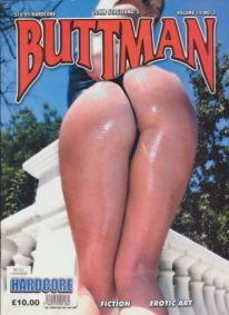 Front cover of Buttman Volume 10 No 3 magazine