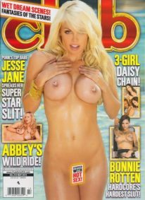 Front cover of Club Issue 214 magazine