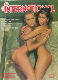 Front cover of Club International Volume 05 Number 12 magazine