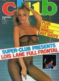 Front cover of Club International Volume 12 No 7 magazine