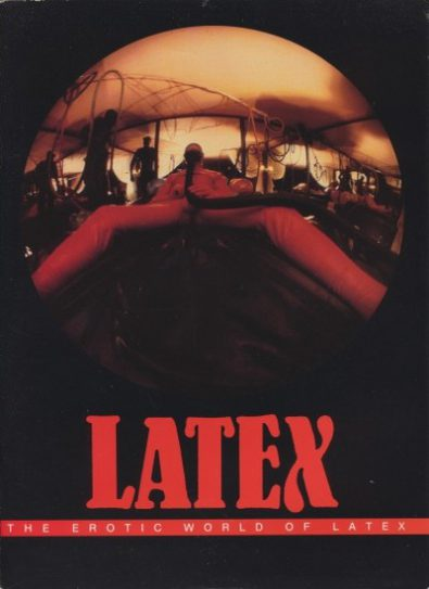 Front cover of Latex magazine