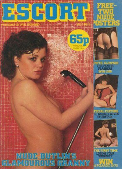 Front cover of Escort Volume 1 No 5 magazine