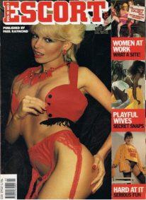 Front cover of Escort Volume 10 No 3 magazine