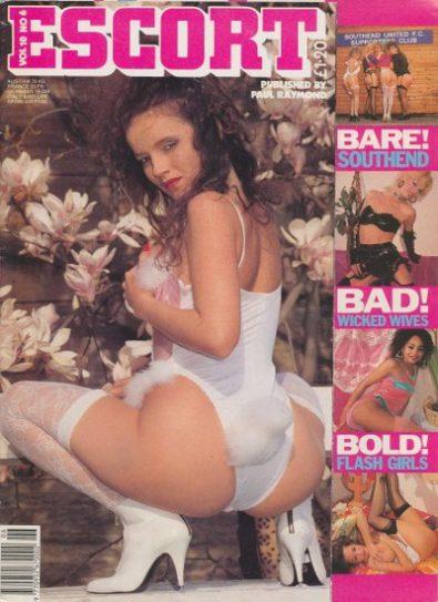 Front cover of Escort Volume 10 No 6 magazine
