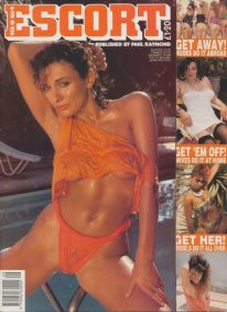 Front cover of Escort Volume 10 No 9 magazine