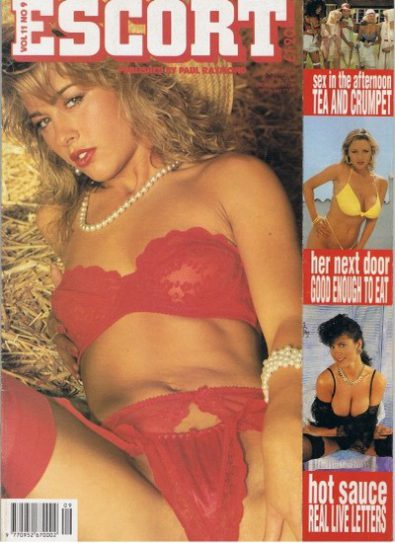 Front cover of Escort Volume 11 No 9 magazine