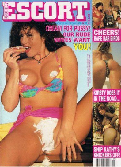 Front cover of Escort Volume 14 No 11 magazine