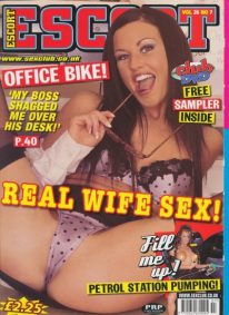 Front cover of Escort Volume 26 No 7 magazine