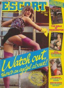 Front cover of Escort Volume 3 No 4 magazine