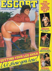 Front cover of Escort Volume 04 No 11 magazine