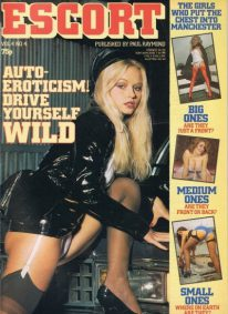Front cover of Escort Volume 04 No 4 magazine