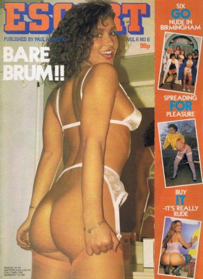 Front cover of Escort Volume 06 No 6 magazine