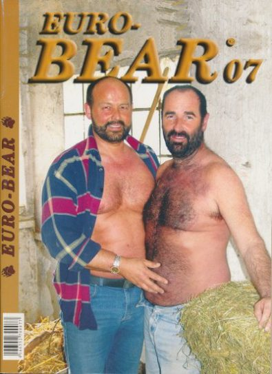 Front cover of Euro-Bear Issue 7 magazine
