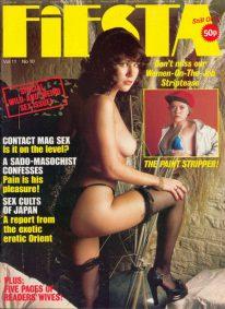 Front cover of Fiesta Volume 11 No 10 magazine