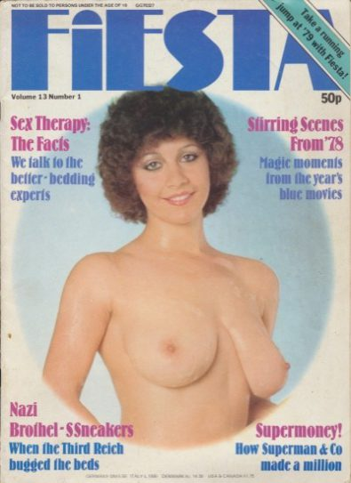 Front cover of Fiesta Volume 13 No 1 magazine
