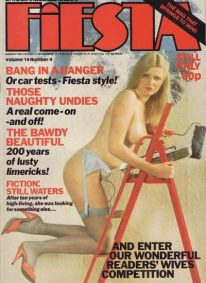 Front cover of Fiesta Volume 14 No 4 magazine