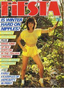 Front cover of Fiesta Volume 18 No 12 magazine