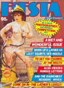 Front cover of Fiesta Volume 20 Number 8 magazine