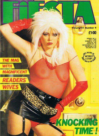 Front cover of Fiesta Volume 21 No 4 magazine
