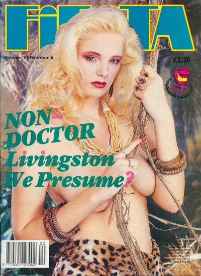 Front cover of Fiesta Volume 24 No 6 magazine