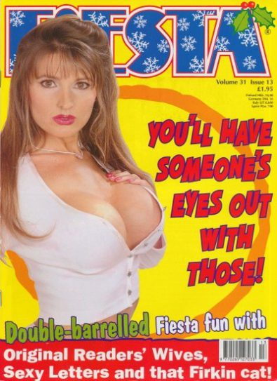 Front cover of Fiesta Volume 31 Issue 13 magazine