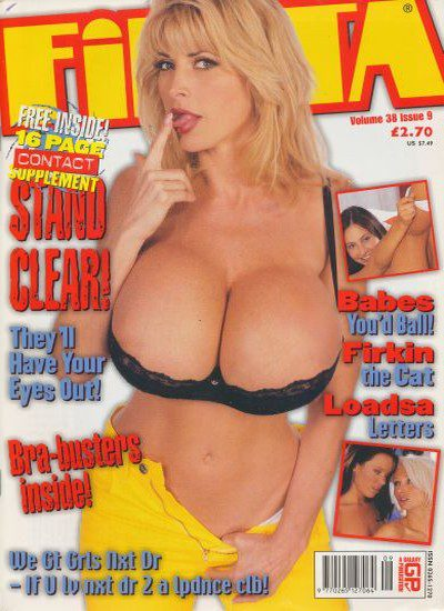 Front cover of Fiesta Volume 38 No 9 magazine