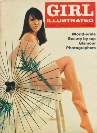 Front cover of Girl Illustrated Volume 2 No 16 magazine