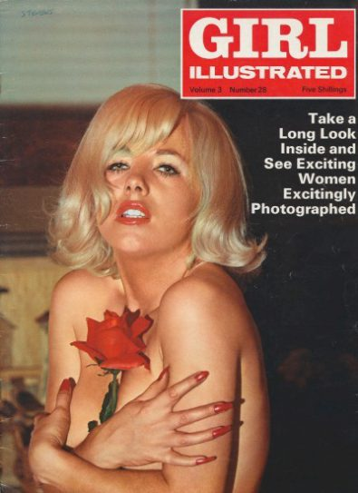 Front cover of Girl Illustrated Volume 3 No 28 magazine