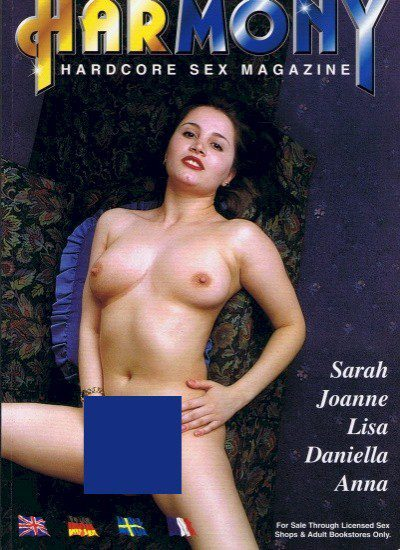 Front cover of Harmony No 3 magazine