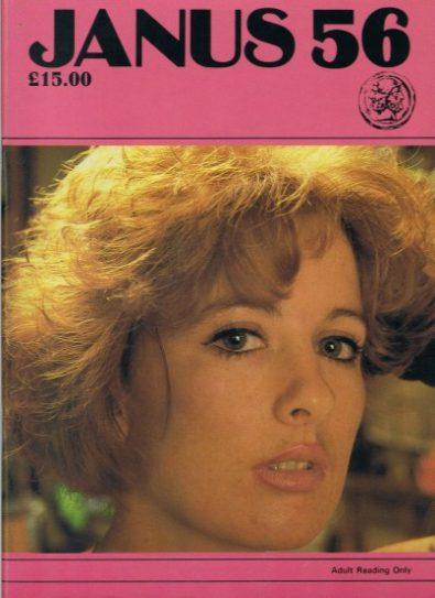 Front cover of Janus 56 magazine